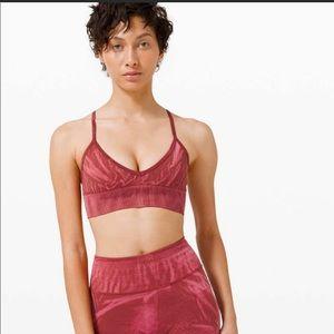 Lululemon ebb to street bra size 6